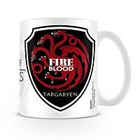 Game of Thrones - Tasse Targaryen Wappen