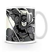 Batman - Tasse Batman Comic Noir