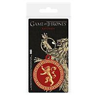 Game of Thrones - Lannister Schlüsselanhänger aus Gummi