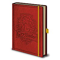 Harry Potter - Premium Notizbuch Gryffindor