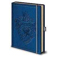 Harry Potter - Premium Notizbuch Ravenclaw