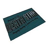 Star Wars - Fußmatte Welcome To The Death Star
