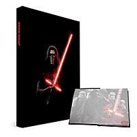 Star Wars - Notizbuch mit Sound & Leuchtfunktion Kylo Ren Lichtschwert