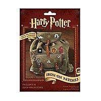 Harry Potter - Aufbügler Magische Symbole & Artefakte