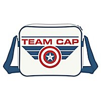 Captain America - Umhängetasche Team Cap