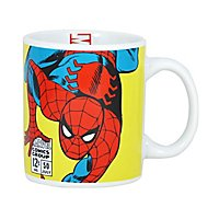 Spider-Man - Tasse Marvel Retro