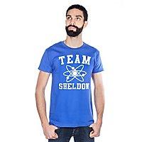 Big Bang Theory - T-Shirt Team Sheldon