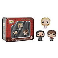 Game of Thrones - Minifiguren Dreierpack (Jon Snow, Daenerys, Tyrion)
