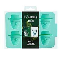 Breaking Bad - Eiswürfelform Heisenberg
