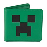 Minecraft - Geldbörse Creeper Face