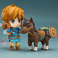 Zelda - Actionfigur Link Nendoroid Deluxe Edition aus Legend of Zelda: Breath of the Wild