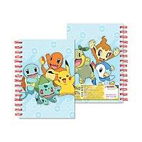 Pokémon - Notizbuch Start-Pokemon Kanto