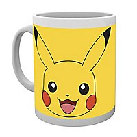 Pokémon - Tasse Pikachu Smile