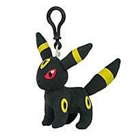 Pokémon - Plüsch Schlüsselanhänger Nachtara