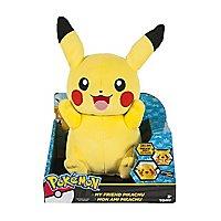 Pokémon - Plüschfigur Pikachu mit Sound