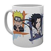 Naruto - Tasse Chibi Characters