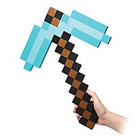 Minecraft - Diamant Spitzhacke Schaumstoff-Replik