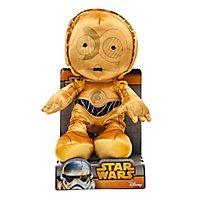 Star Wars - Plüschfigur C-3PO