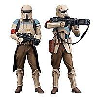 Star Wars: Rogue One - Scarif Stormtrooper Statuen Doppelpack ARTFX+