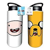 Adventure Time - Trinkflasche Finn & Jake