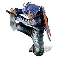 Dragon Ball - Dekofigur Trunks Metallic Color Version mit Display Base