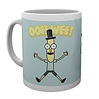 Rick and Morty - Tasse Mr. Poopy Butthole