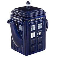 Doctor Who - Teekanne Tardis