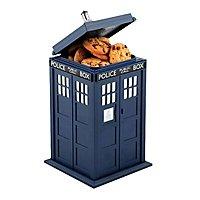 Doctor Who - Plätzchendose Tardis mit Sound & Leuchtfunktion