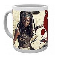 The Walking Dead - Tasse Michonne