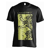 Game of Thrones - T-Shirt Lannister Gold
