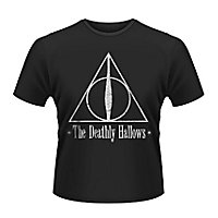 Harry Potter - T-Shirt Deathly Hallows