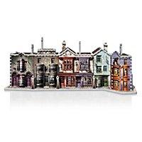 Harry Potter - 3D Puzzle Winkelgasse