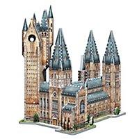 Harry Potter - 3D Puzzle Astronomie Turm
