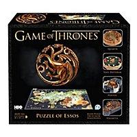 Game of Thrones - 3D Puzzle Essos