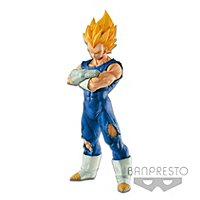 Dragonball Z - Dekofigur Vegeta aus der Grandista Resolution of Soldiers Kollektion