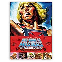He-Man - The Art of He-Man and the Masters of the Univers Buch
