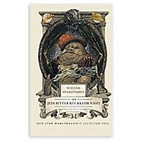 William Shakespeares Star Wars - Die Rückkehr der Jedi Ritter Buch