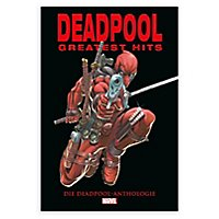 Deadpool - Anthologie Buch