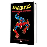 Spiderman - Anthologie Buch
