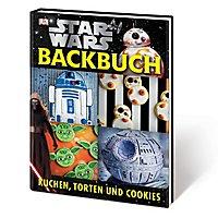 Star Wars - Backbuch: Kuchen, Torten & Cookies