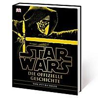 Star Wars - Die offizielle Geschichte Buch
