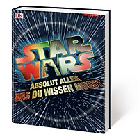 Star Wars - Absolut alles, was du wissen musst Buch