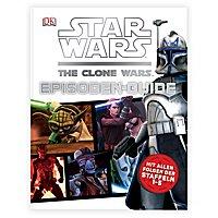 Star Wars: The Clone Wars - Episoden-Guide Buch
