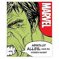 Marvel - Absolut alles, was du wissen musst Buch