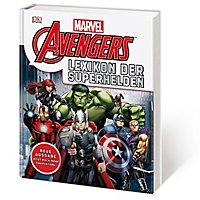 Marvel: Avengers - Lexikon der Superhelden