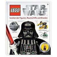 LEGO: Star Wars - Lexikon der Figuren, Raumschiffe und Droiden