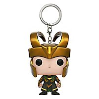 Avengers - Loki Funko Pocket POP! Schlüsselanhänger