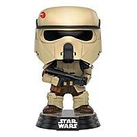 Star Wars: Rogue One - Scarif Stormtrooper Funko POP! Wackelkopf Figur