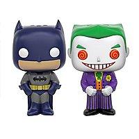 Batman - Salz- und Pfefferstreuer Batman & Joker POP! Home