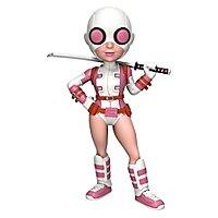 Marvel - Gwenpool Rock Candy Figur